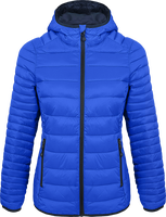 Hooded light down Jacket Women