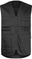 Unlined Multipocket Vest