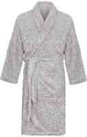 Fleece Bathrobe Soft Flannel Clarysse