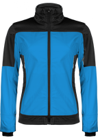 Ladies\' two-tone softshell jacket
