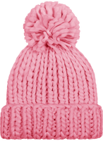 Large knitted hat