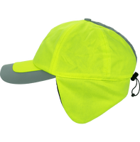 Neon winter cap - 6 panels