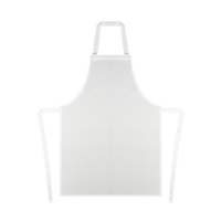 Sublimable White Apron