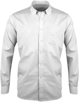 Long Sleeve Men Shirt button down