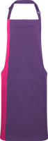 Two-tone long Apron