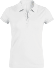 Polo shirt Women organic cotton