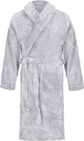 Bathrobe Men Soft Coral Fleece