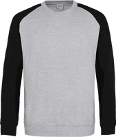 Sweatshirt crew neck Baseball