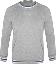 Sweatshirt crew neck Men Stanley Strolls Tipped