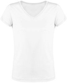 T-Shirt V-Neck Women Stella Chooses