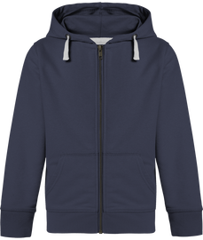 Hoodie Kid Stanley Mini Voyages Zip