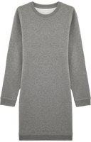 Sweatshirt Dress Round Neck Stella Kicks