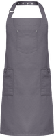 Apron Chino cotton bib