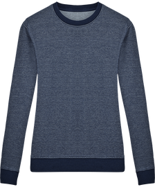 Sweat-shirt Femme couleur jean Stella Hides Denim