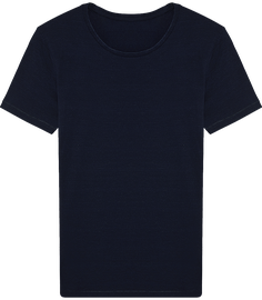 Tee-shirt Men Denim round neck Stanley Enjoys Denim