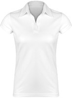 Breathable Polo Shirt Women