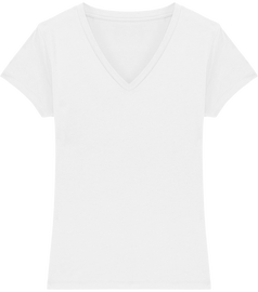 Women V-Neck T-shirt Stella Evoker