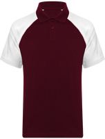 Baseball Short-sleeved polo shirt