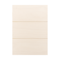Light Lined Photo Panel Natural White Birch Plywood.