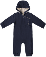 Babies\' hooded romper