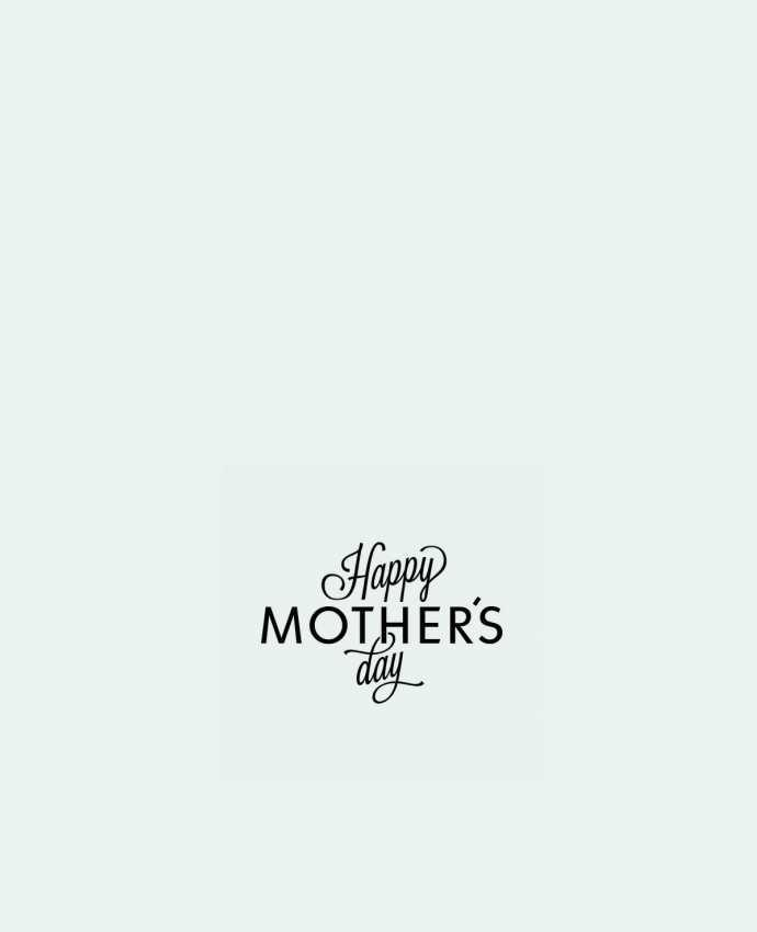 Tote Bag cotton Happy Mothers day by tunetoo