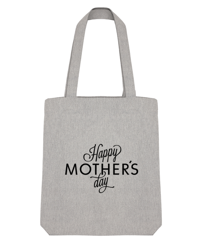Tote Bag Stanley Stella Happy Mothers day by tunetoo