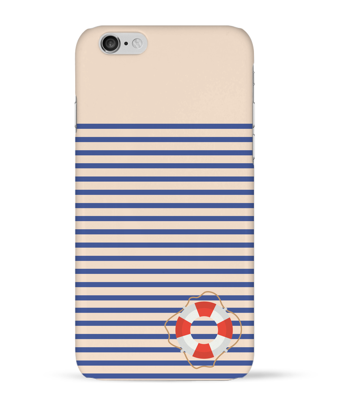 Case 3D iPhone 6 Bouée by tunetoo