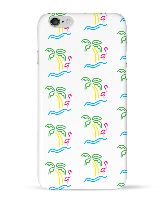 Case 3D iPhone 6 Summer by tunetoo