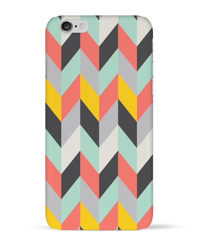 Case 3D iPhone 6 Graphic pattern by tunetoo