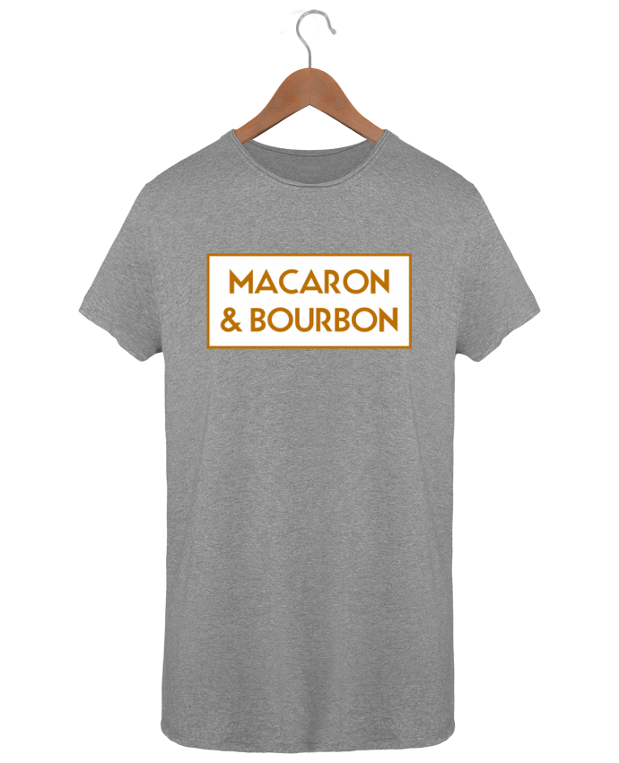 T-shirt Men Oversized Stanley Skates Macaron et bourbon by tunetoo