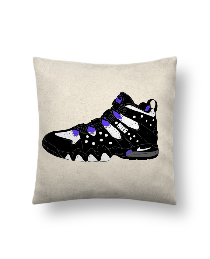 Cushion suede touch 45 x 45 cm Nike Barkley94 by Nick cocozza