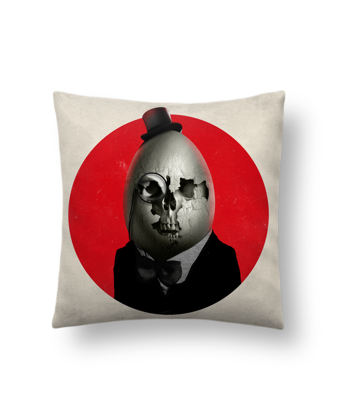 Cushion suede touch 45 x 45 cm Humpty Dumpty by ali_gulec