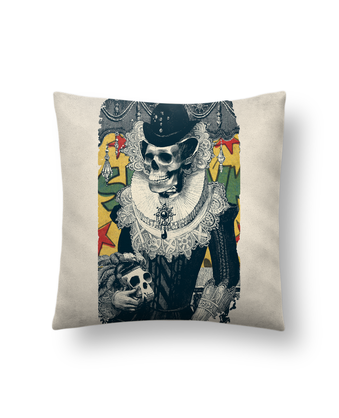 Cushion suede touch 45 x 45 cm Lady by ali_gulec