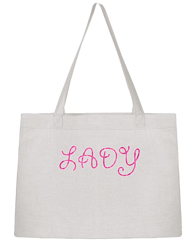 Shopping tote bag Stanley Stella lady by designer.durmaz