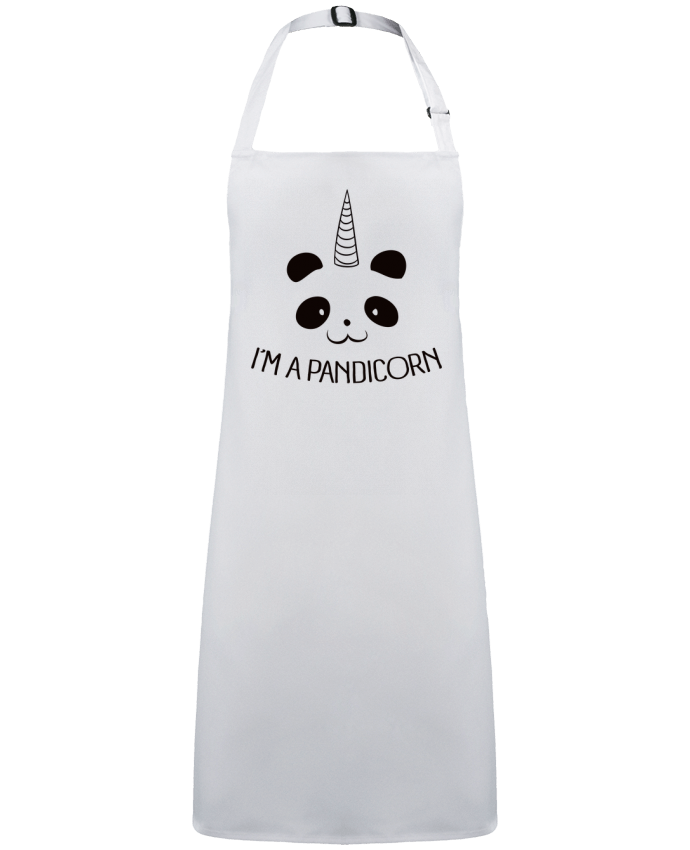 Apron no Pocket I'm a Pandicorn by  Freeyourshirt.com