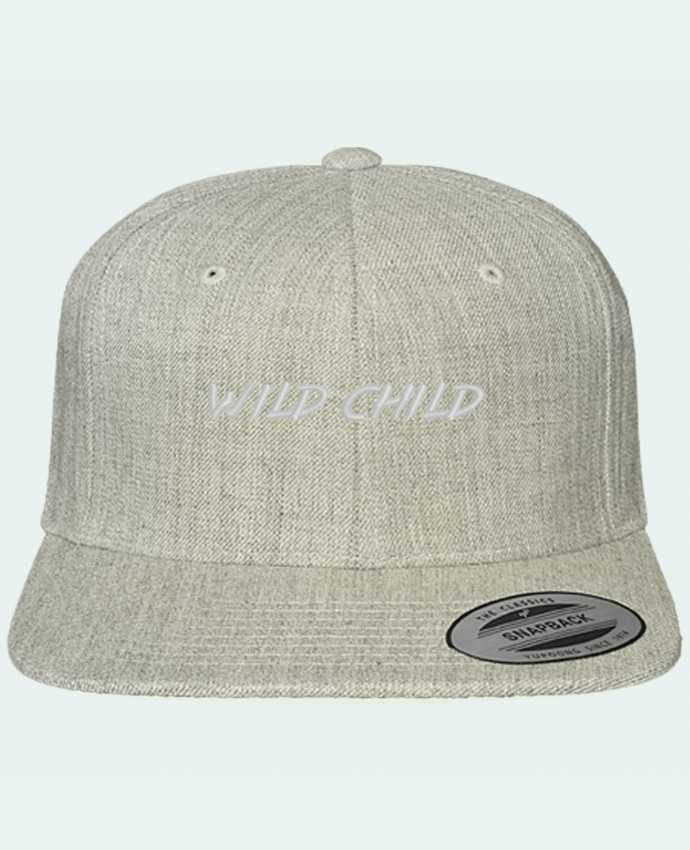 Snapback cap classique Wild Child by tunetoo