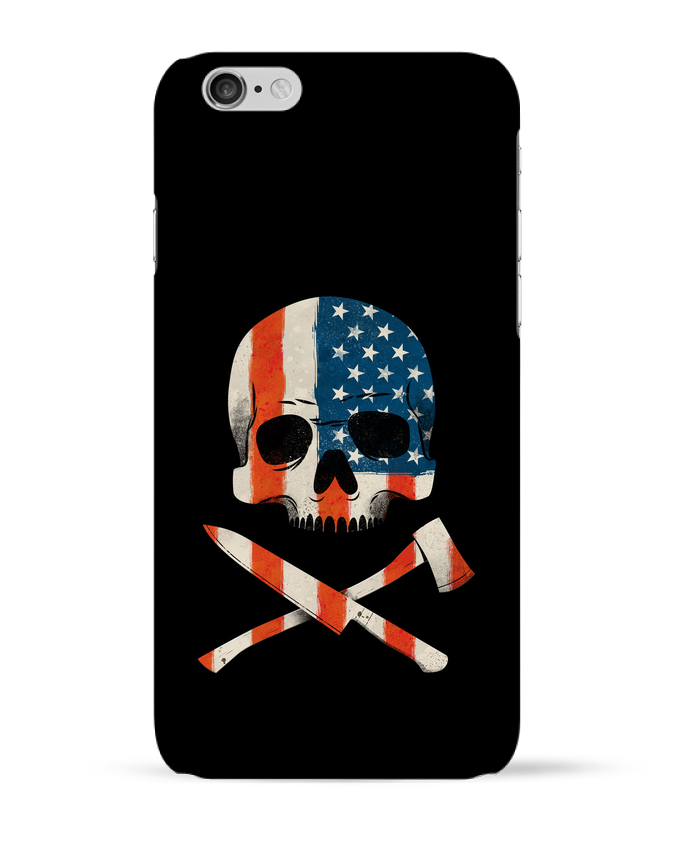 Case 3D iPhone 6 AmericanPsycho by chriswharton