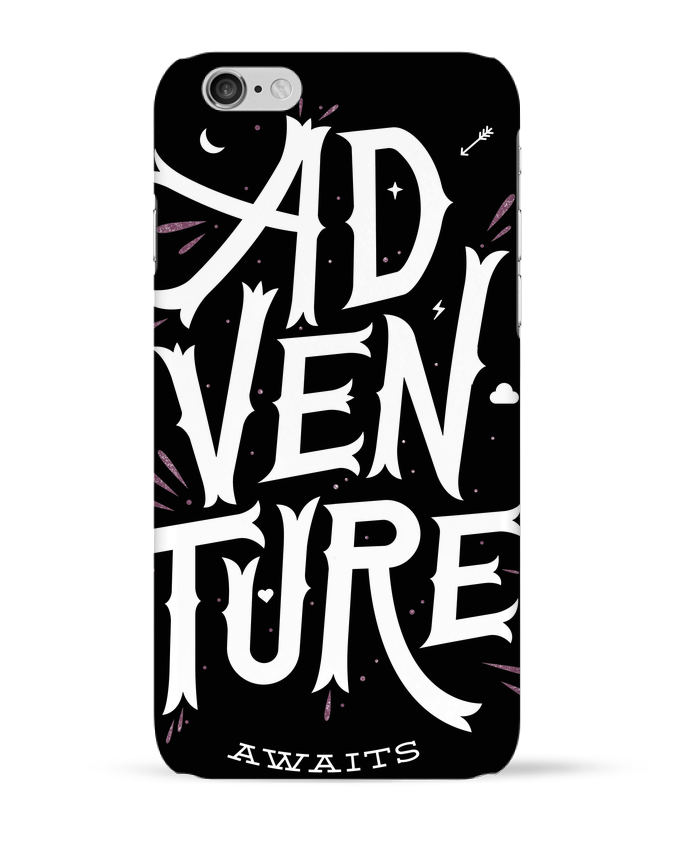 Case 3D iPhone 6 Adventure Awaits by chriswharton