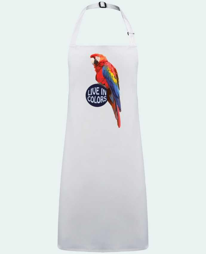 Apron no Pocket Perroquet - Live in colors by  justsayin