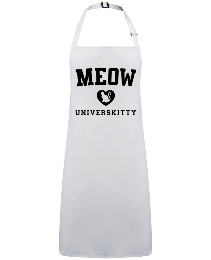 Apron no Pocket Meow Universkitty by  Freeyourshirt.com