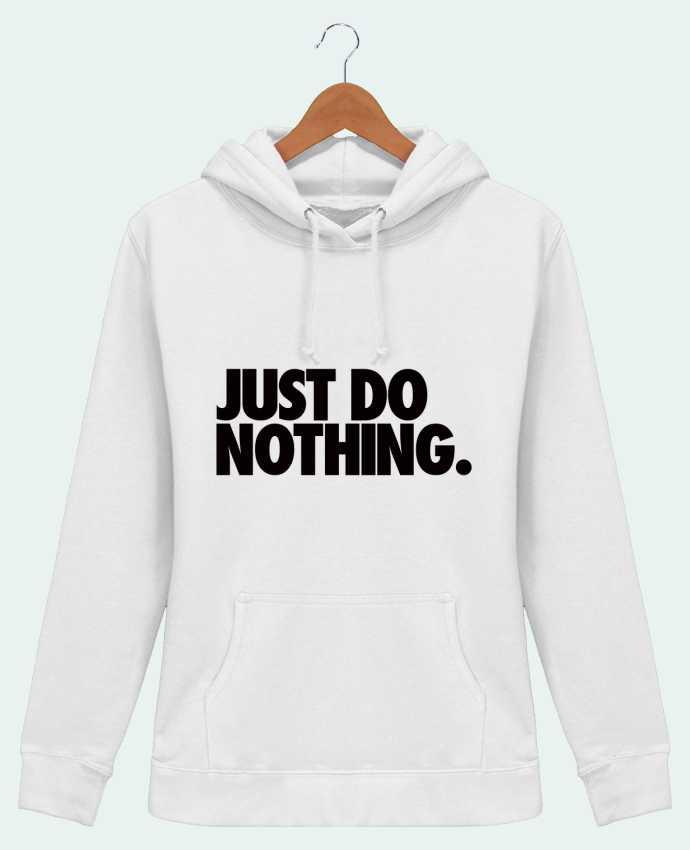 Hoodie Women Just Do Nothing - Freeyourshirt.com