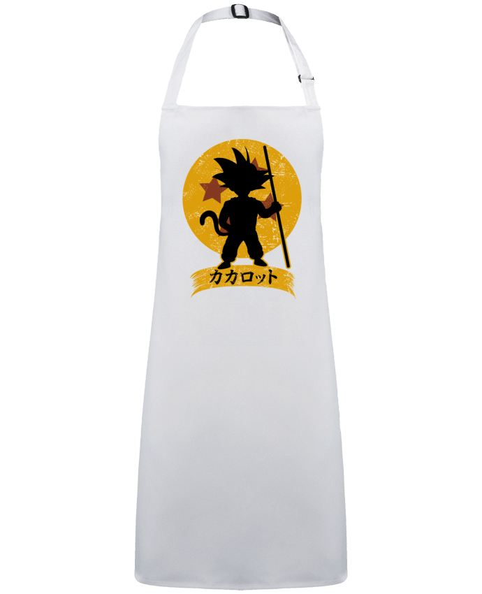 Apron no Pocket Kakarrot Crest by  Kempo24