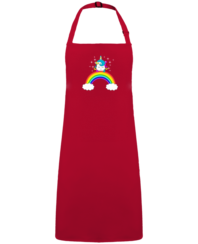 Apron no Pocket Ma Licorne by  Les Caprices de Filles