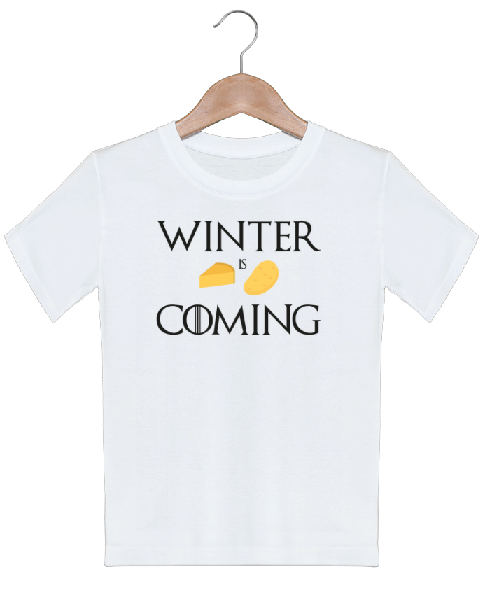 T-Shirt Kids Winter is coming Ruuud