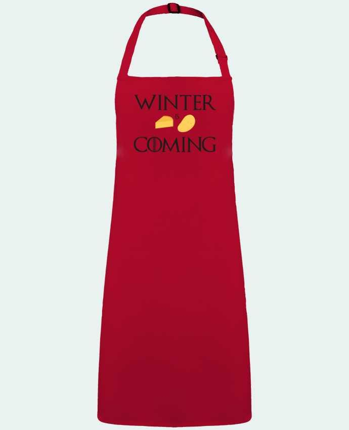 Apron no Pocket Winter is coming by  Ruuud