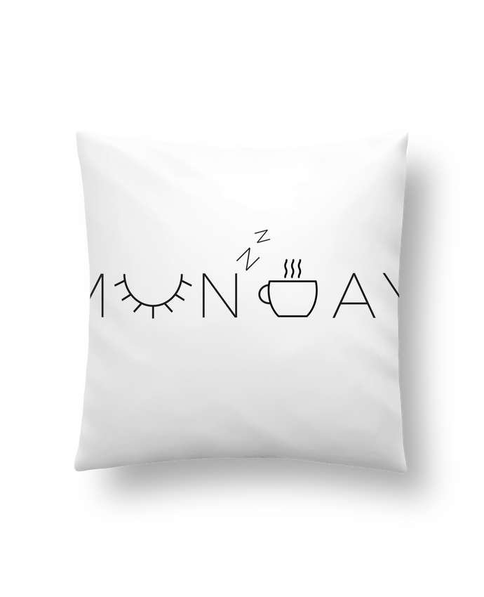 Cushion synthetic soft 45 x 45 cm Monday by Ruuud
