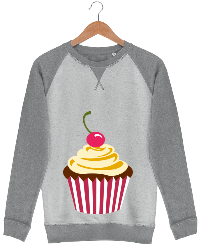 Sweat French Terry Cupcake by Crazy-Patisserie.com
