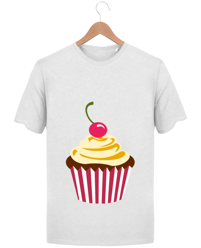 T-Shirt Men Stanley Hips Cupcake by Crazy-Patisserie.com