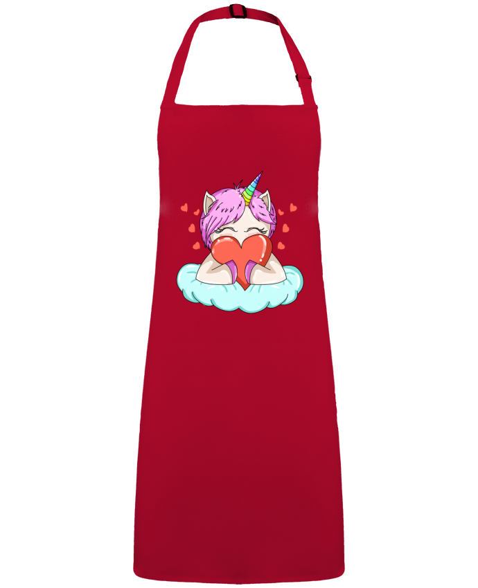 Apron no Pocket UnicornLove by  BlassCrea