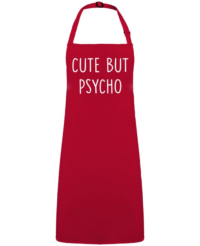 Apron no Pocket Cute but psycho by  Bichette